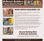 Mark Brock Builders Edinburgh